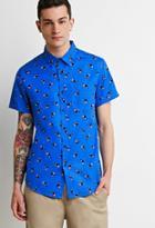 Forever21 Toucan Print Shirt