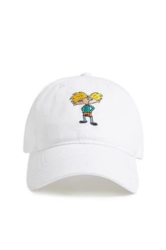 Forever21 Hey Arnold Dad Hat