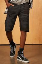 Forever21 Jordan Craig Denim Shorts