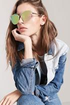 Forever21 Round Cateye Sunglasses