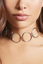 Forever21 Wide O-ring Choker