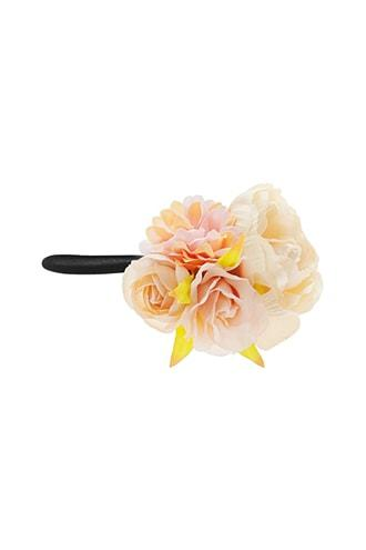 Forever21 Floral Cluster Hair Tie