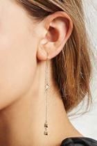 Forever21 Mini Stud Thread Earrings