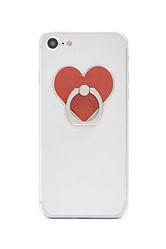 Forever21 Dci Heart-shaped Phone Ring