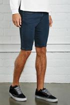Forever21 Dark Wash Denim Shorts