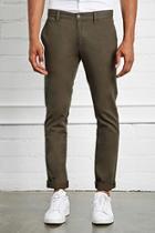 Forever21 Cotton Khaki Pants