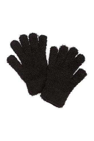 Forever21 Fuzzy Finger Gloves