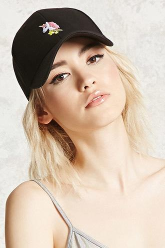 Forever21 Unicorn Graphic Dad Cap