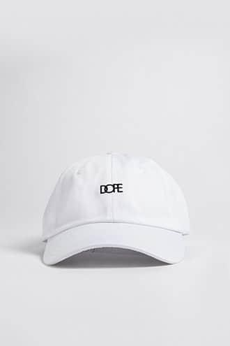 Forever21 Men Dope Logo Dad Hat