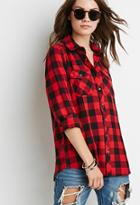 Forever21 Buffalo Plaid Shirt