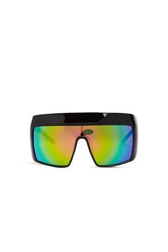 Forever21 Gradient Shield Sunglasses