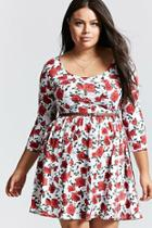 Forever21 Plus Size Fit & Flare Dress