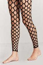 Forever21 Footless Fish Net Tights