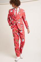 Forever21 Opposuits Holiday Suit Set