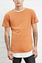 21 Men Men's  Eptm. High-low Tee