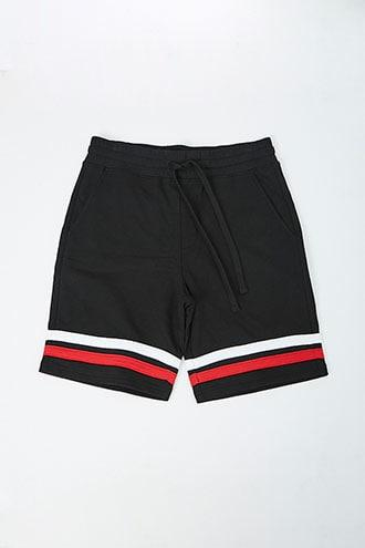 Forever21 Varsity Striped Shorts