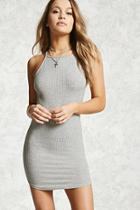Forever21 Bodycon Ribbed Dress
