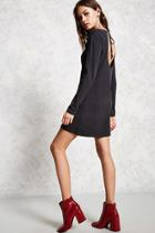 Forever21 Cutout Back Dress