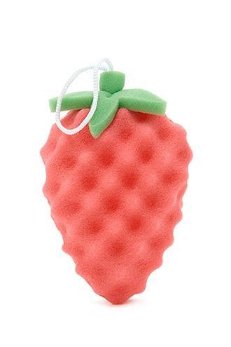 Forever21 Strawberry Bath Sponge