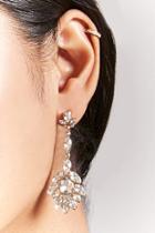 Forever21 Deco-inspired Drop Earrings