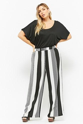 Forever21 Plus Size Drapey Knit Top