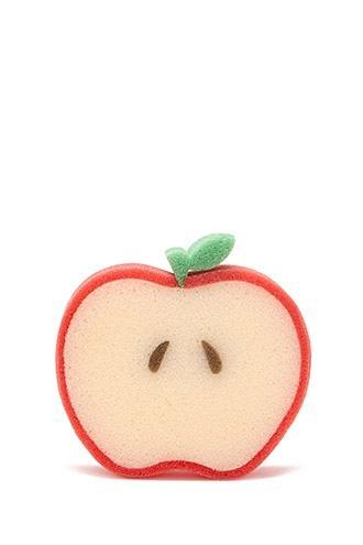 Forever21 Sliced Apple Bath Sponge