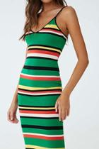 Forever21 Colorblock Cami Dress