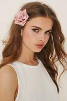Forever21 Rose Hair Barrette