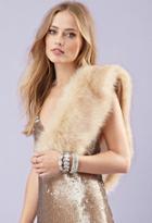 Forever21 Faux Fur Stole