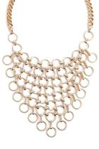 Forever21 O-ring Statement Necklace