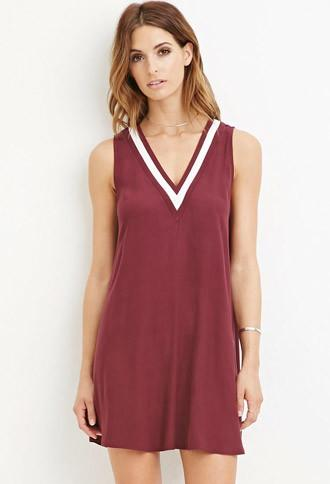 Love21 V-neck Dress