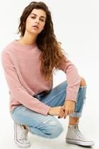 Forever21 Chenille Knit Top