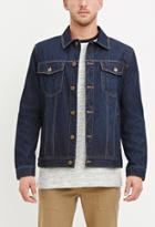 21 Men Classic Denim Jacket