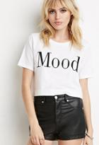 Forever21 Mood Graphic Tee