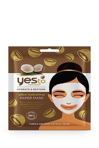 Forever21 Yes To Coconut Paper Mask