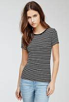 Forever21 Classic Striped Top