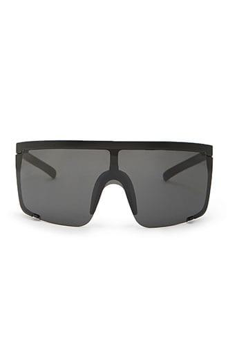 Forever21 Tinted Shield Sunglasses