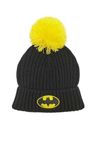 Forever21 Ribbed Batman Beanie