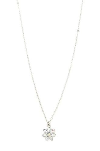 Forever21 Floral Pendant Necklace