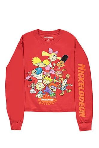 Forever21 Nickelodeon Graphic Tee