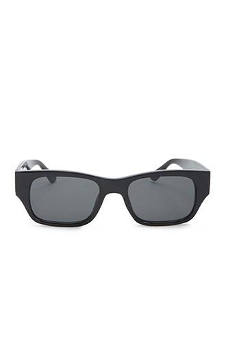 Forever21 Flat-lens Rectangle Sunglasses