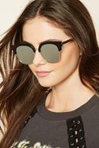 Forever21 High-polish Cateye Sunglasses