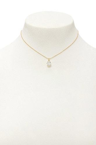 Forever21 Necklace & Stud Earring Set