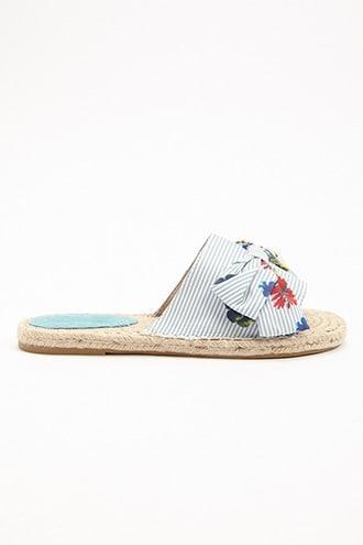 Forever21 Vintage Havana Espadrille Sandals