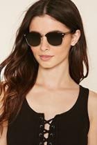 Forever21 Square Browline Sunglasses
