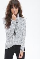 Forever21 Marled Turtleneck Sweater