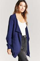 Forever21 Draped Front Cardigan