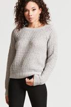 Forever21 Waffle-knit Sweater