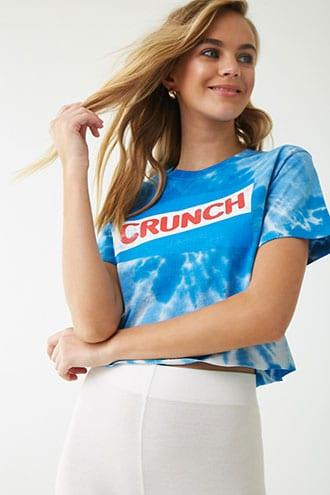 Forever21 Crunch Graphic Tee