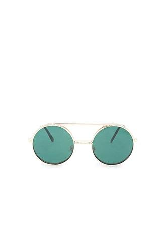 Forever21 Replay Vintage Flip-up Sunglasses